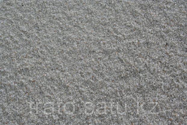 Кварцевый песок 0.4-0.9 25кг