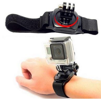 Крепление на руку на липучке для GoPro