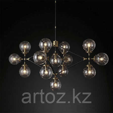Люстра Modo-15 Chandelier (gold), фото 2