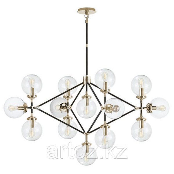 Люстра Modo-15 Chandelier (gold)