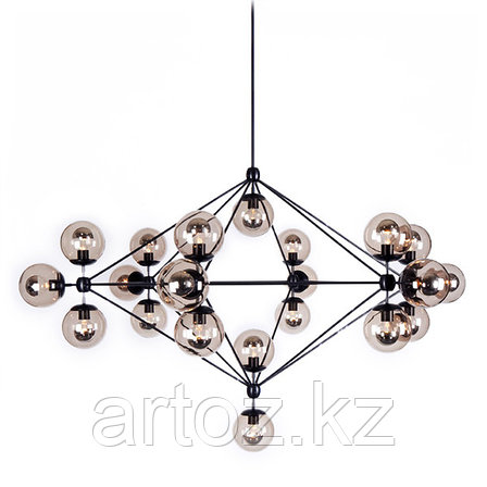 Люстра Modo-21 Chandelier (black), фото 2