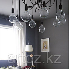 Люстра Edison Chandelier (black), фото 3