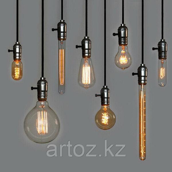 Люстра Vintage Edison lamp