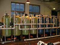 Промышленные установки очистки воды 5 - 160 м3/час Сокол