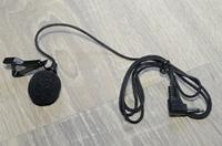 Петличный микрофон со штекером MiniJack (Mono)