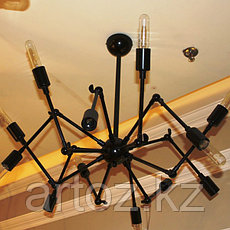 Люстра Octopus chandelier (black), фото 3
