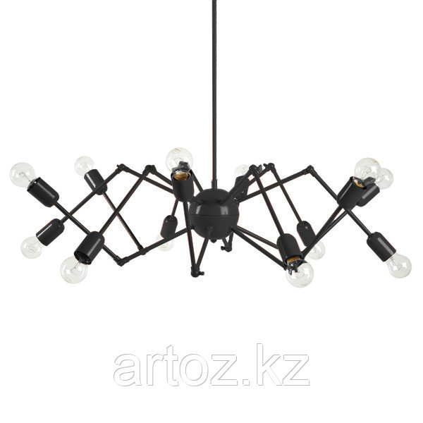 Люстра Octopus chandelier (black)