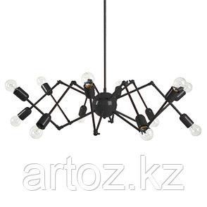 Люстра Octopus chandelier (black), фото 2