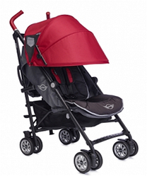 MINI by Easywalker buggy XL UNION RED