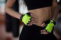 Перчатки -митенки Black n Lemon , фото 1