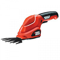 Аккумуляторные ножницы Black And Decker GSL200, фото 1