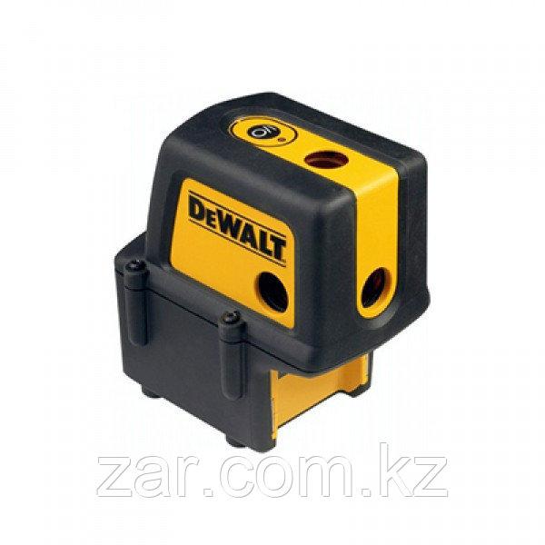 Самовыравнивающийся лазерный отвес DeWALT DW084K уровень и 4-лучевой лазерный указатель