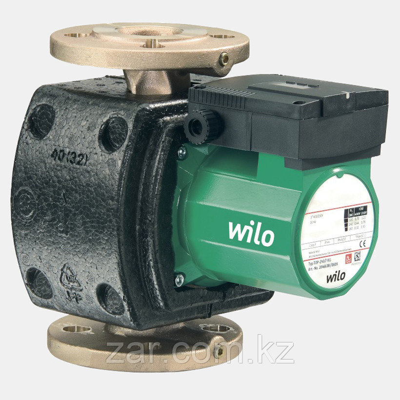 Циркуляционный насос Wilo TOP-Z25/10 DM PN10 бронза