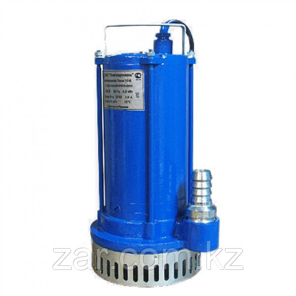 Насосы погружные для грязных вод ГНОМ 40-25