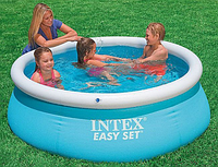 Надувной бассейн INTEX Easy Set Pool, 183х51см, от 3 лет 28101, фото 1