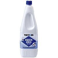 Жидкость для биотуалета Thetford Aqua Kem Blue (в нижний бак, синяя, объём 2л, ароматизирована)