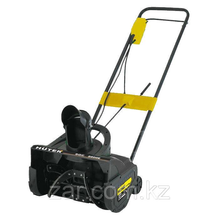 Снегоуборщик электрический HUTER SGC 2000Е