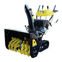 Снегоуборщик бензиновый HUTER SGC 8100C (на гусеницах)