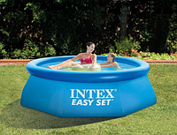 Надувной бассейн INTEX Easy Set Pool, 244х76 см (28110)