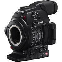 Canon EOS C100 Mark II Cinema  Body EOS Camera  гарантия 2 года