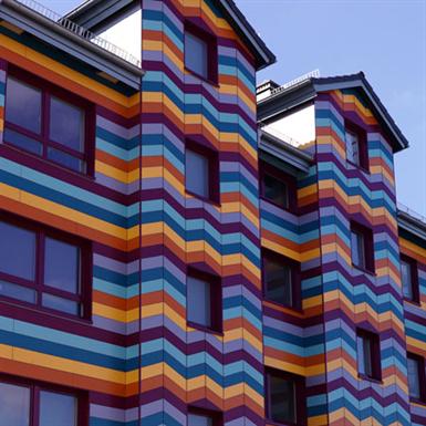Фасадные облицовочные плиты ROCKWOOL - ROCKPANEL Colours