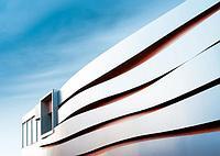 Фасадные облицовочные панели ROCKWOOL - ROCKPANEL Metallics