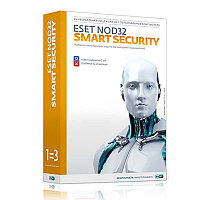 Антивирус ESET NOD32 Smart Security Family (NOD32-ESS-1220(BOX)-1-1) (Ключ лицензионный)