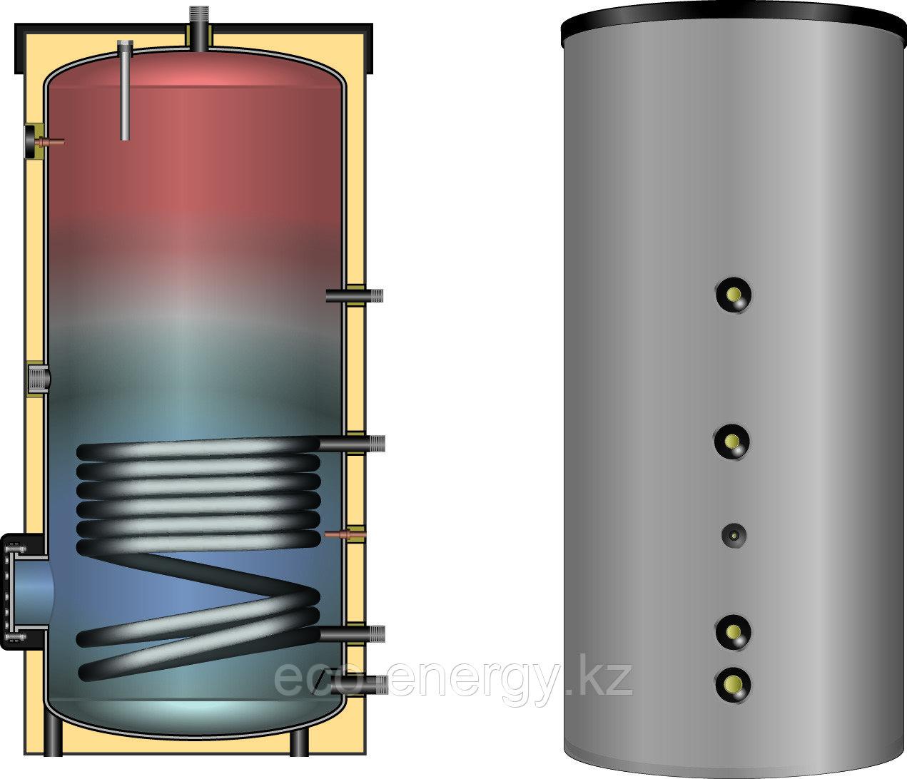Водонагреватель (косвенный) EBS-PU 150 л