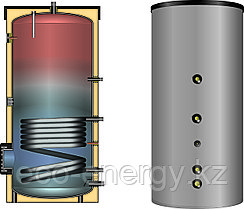 Водонагреватель (косвенный) EBS-PU 120 л