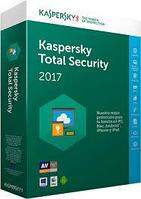 Антивирус Kaspersky TOTAL 2017 Box 2 ПК, лицензия 1 год (KL19192Box17S)