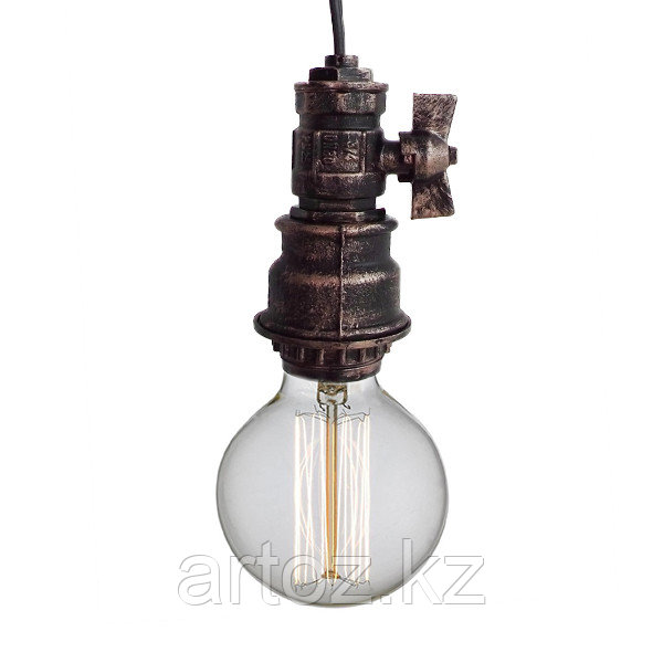 Лампа Industrial Pipe Lamp-1s (№2-1)