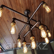 Люстра Industrial Chandelier-9 (№12-1), фото 2