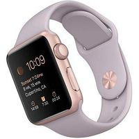 Apple watch 38mm rose gold