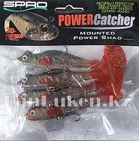 Виброхвосты WX-5555 10 см (рыболовные приманки)