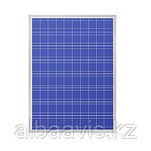 Солнечная панель, солнечная батарея поликристалическая SVC P-50