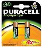 Батарейки Durasell ААА мизинчиковые