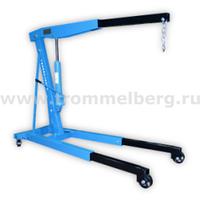 Кран гаражный гидравлический 3 т Trommelberg C10601D