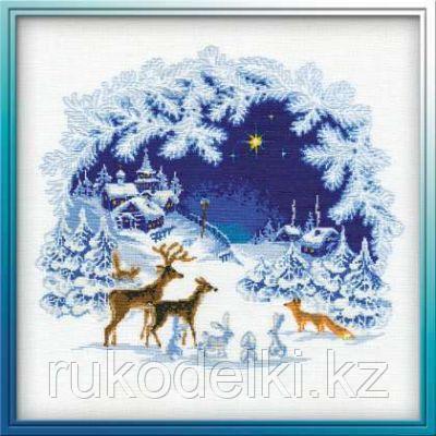 """Набор для вышивания крестом """"Рождество"""""""
