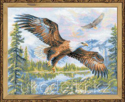 """Набор для вышивания крестом """"Свободный полёт"""""""