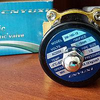 Клапан электромагнитный диафрагменный соленоидный. электрический, фото 1