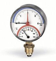 Термоманометр радиальный F+R828 (TMRP)