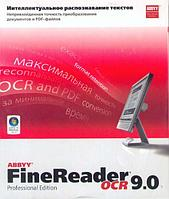 ABBYY FineReader 9 Professional Edition