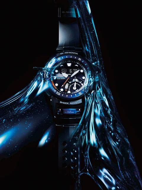 Часы Casio G-Shock серии Gulfmaster