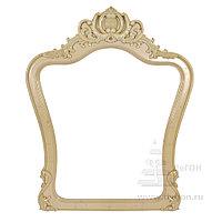 Накладка для зеркала Высота 900 мм. Ширина 660 мм. Глубина 50 мм.