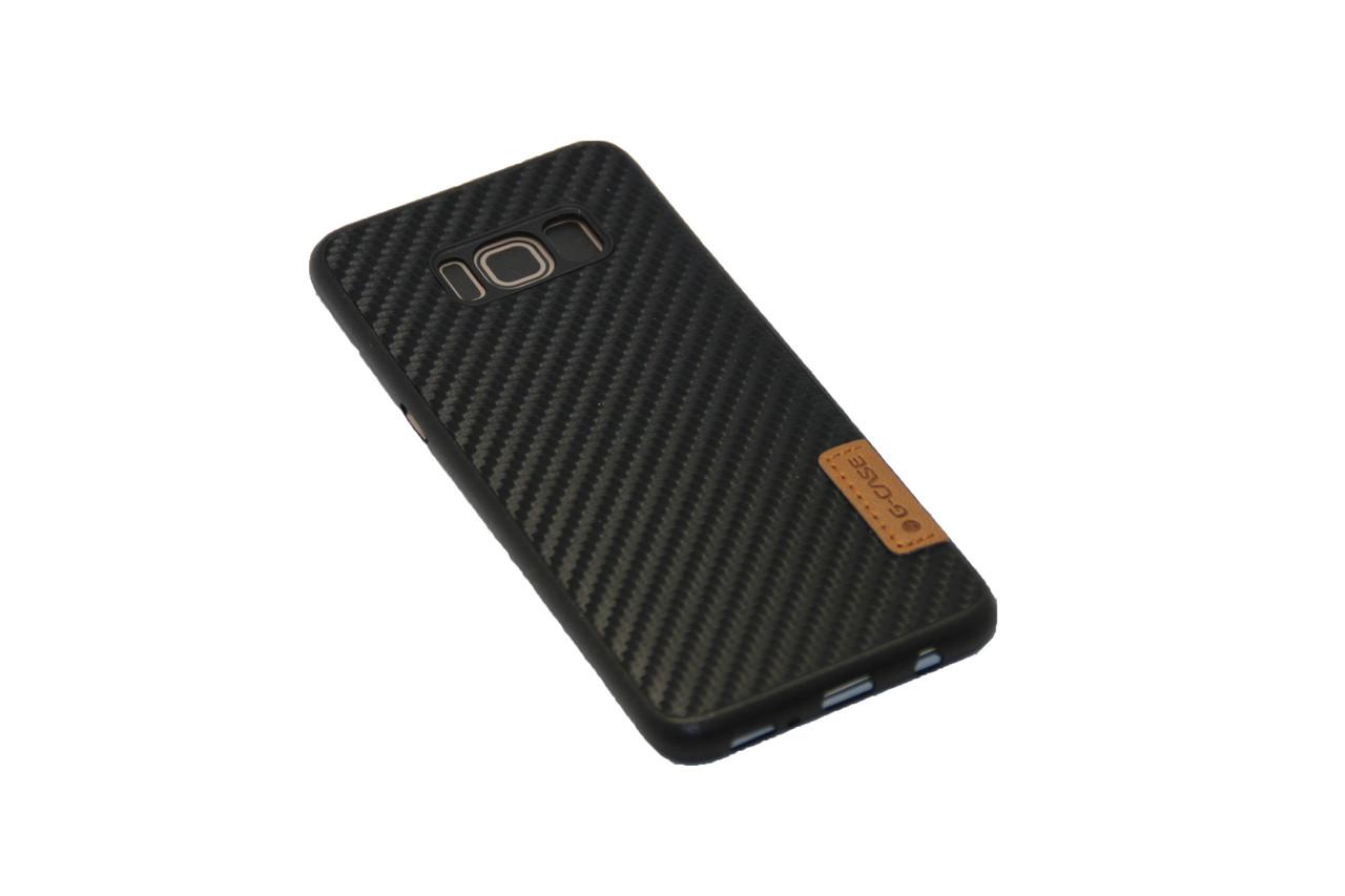 Чехол G-Case Карбон Samsung S8