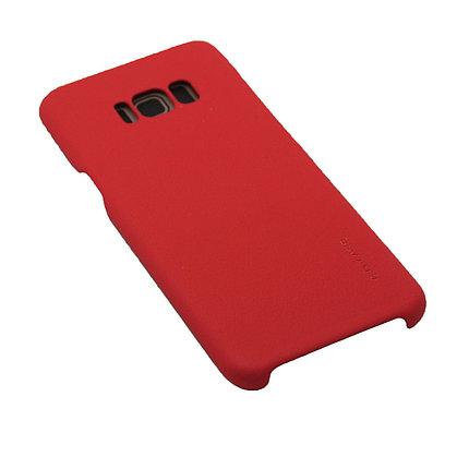 Чехол G-Case Кожа Монолит Samsung S8, фото 2