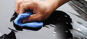 Голубая глина для глубокой очистки кузова автомобиля