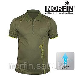 Рубашка поло Norfin GREEN 04 р.XL