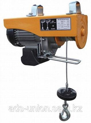 Таль электрическая гп 250/500 кг (H= 12/6 м). MAGNUS PROFI ORIGINAL, фото 2