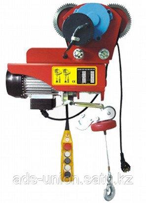 Таль электрическая с тележкой РА гп 500/1000 кг (H= 12/6 м). КНР